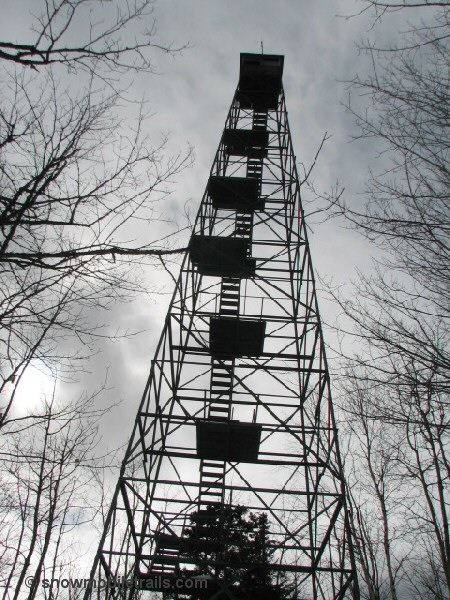Grand Portage Mount Sophie fire tower